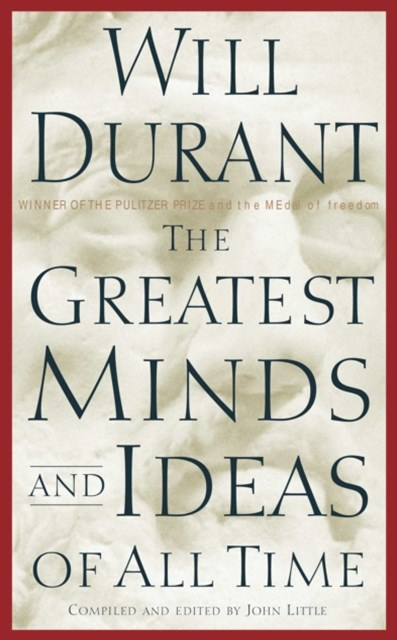 (ebook) The Greatest Minds and Ideas of All Time