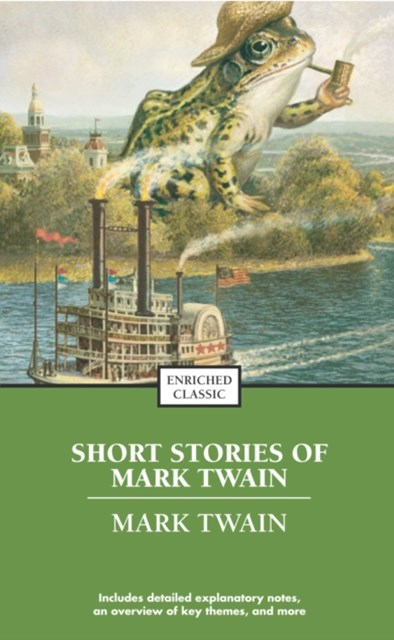 (ebook) The Best Short Works of Mark Twain