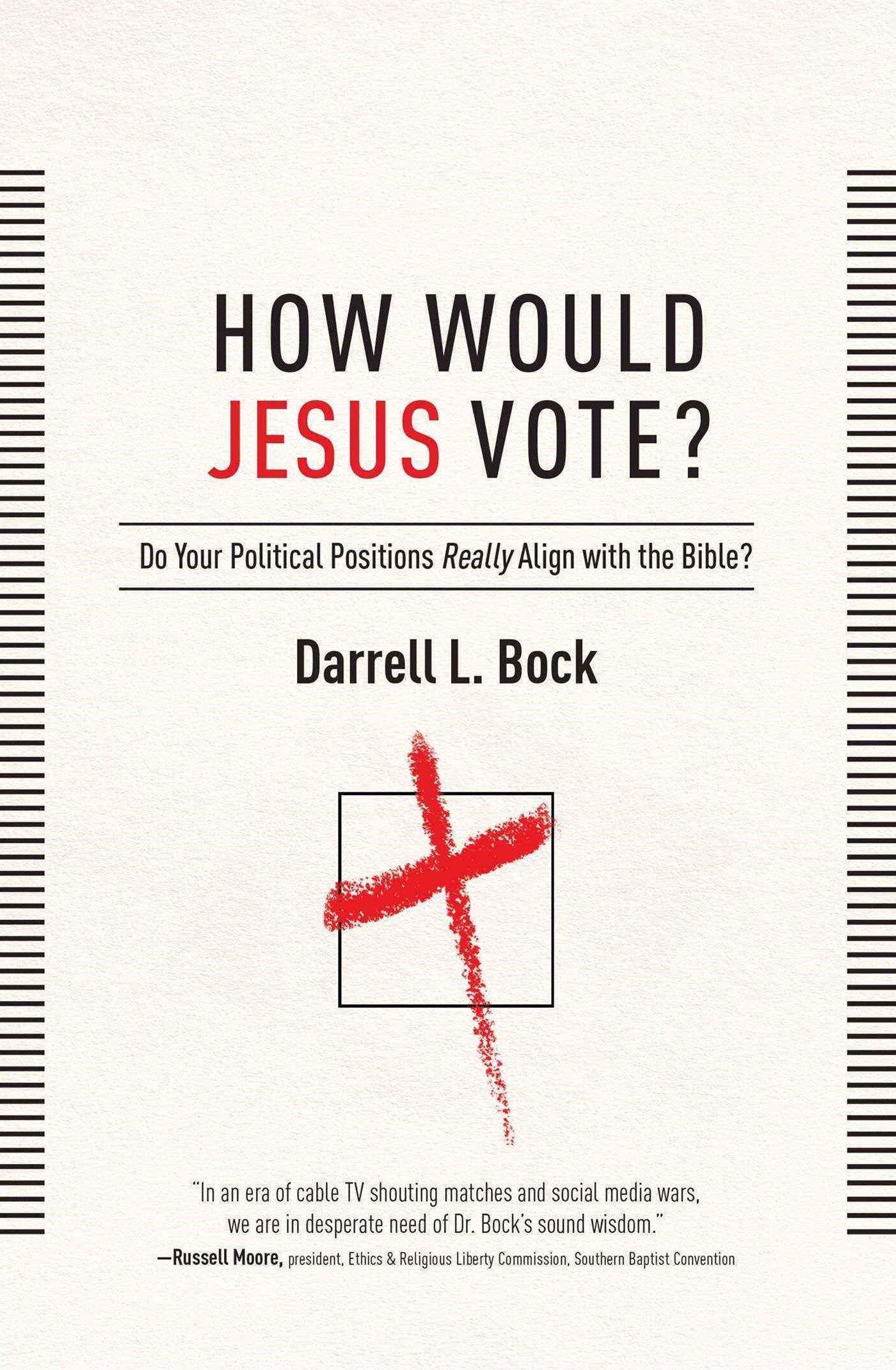 How Would Jesus Vote? - Do Your Political Views Really Align with the Bible?