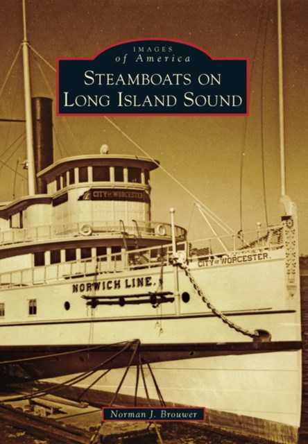Steamboats on Long Island Sound