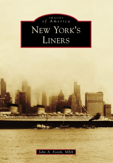 (ebook) New York's Liners