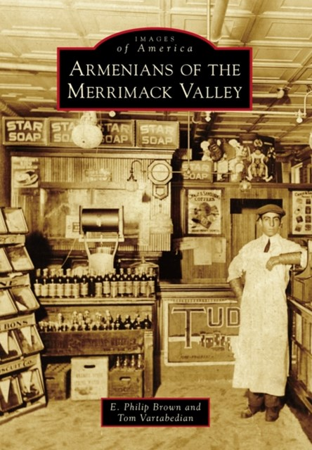(ebook) Armenians of the Merrimack Valley