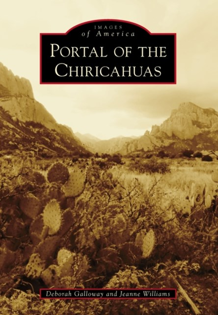(ebook) Portal of the Chiricahuas