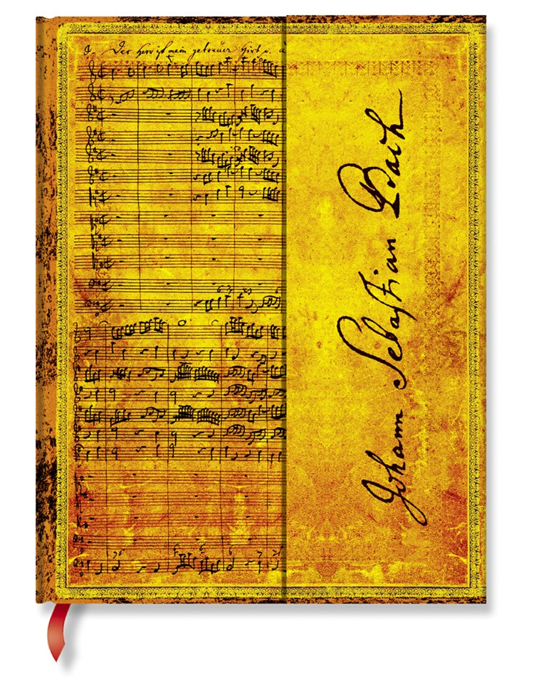 EMBELLISHED BACH CANTATA ULTRA UNLINED J