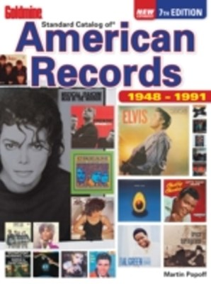 Goldmine Standard Catalog of American Records 1948-1991