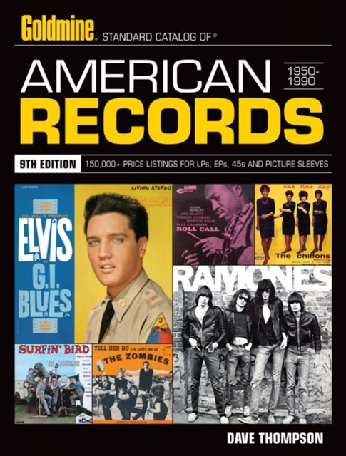 (ebook) Standard Catalog of American Records 1950-1990