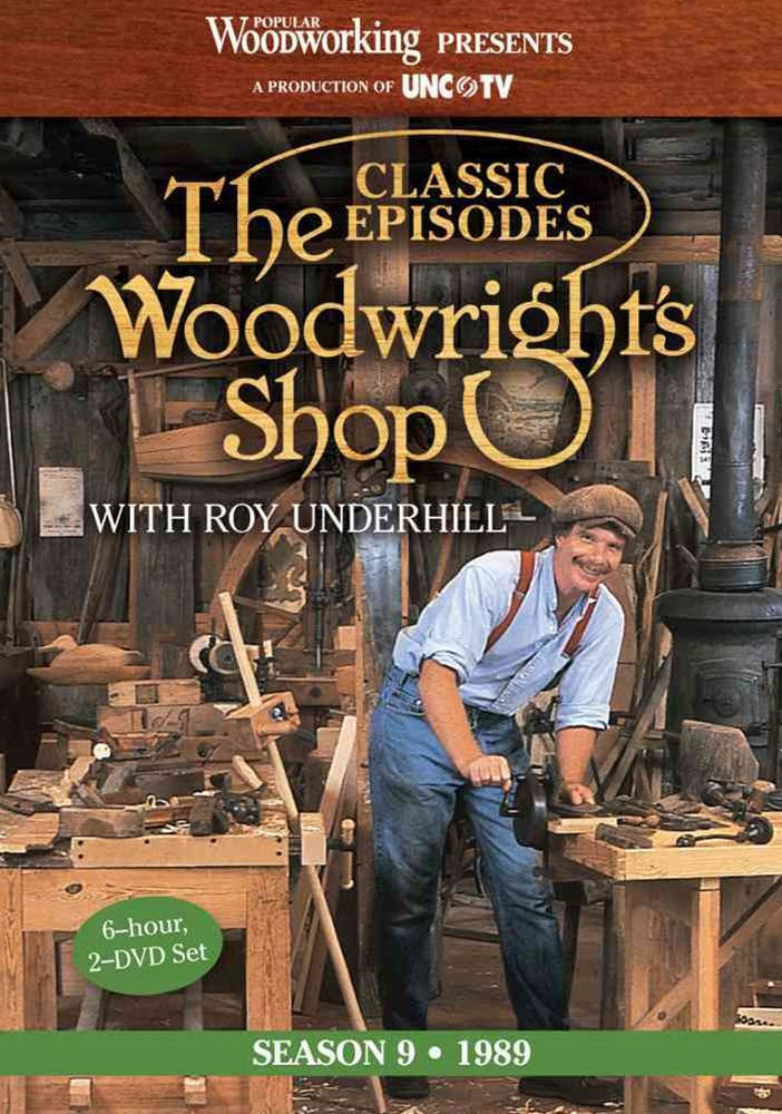Classic Episodes, The Woodwright's Shop (Season 9)