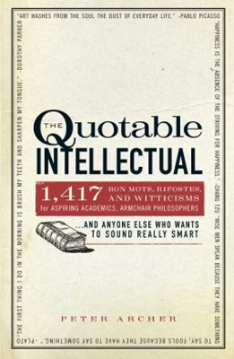 (ebook) The Quotable Intellectual