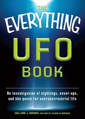 The Everything UFO Book