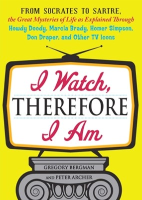(ebook) I Watch, Therefore I Am