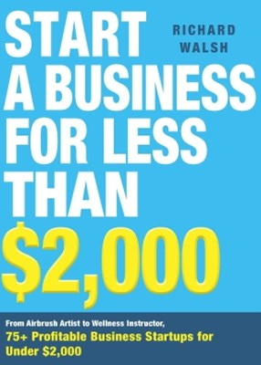 (ebook) Start a Business for Less Than $2,000