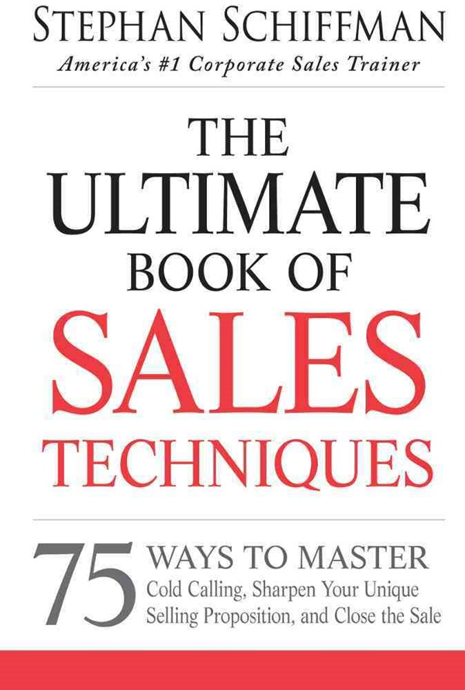 Ultimate Book of Sales Techniques