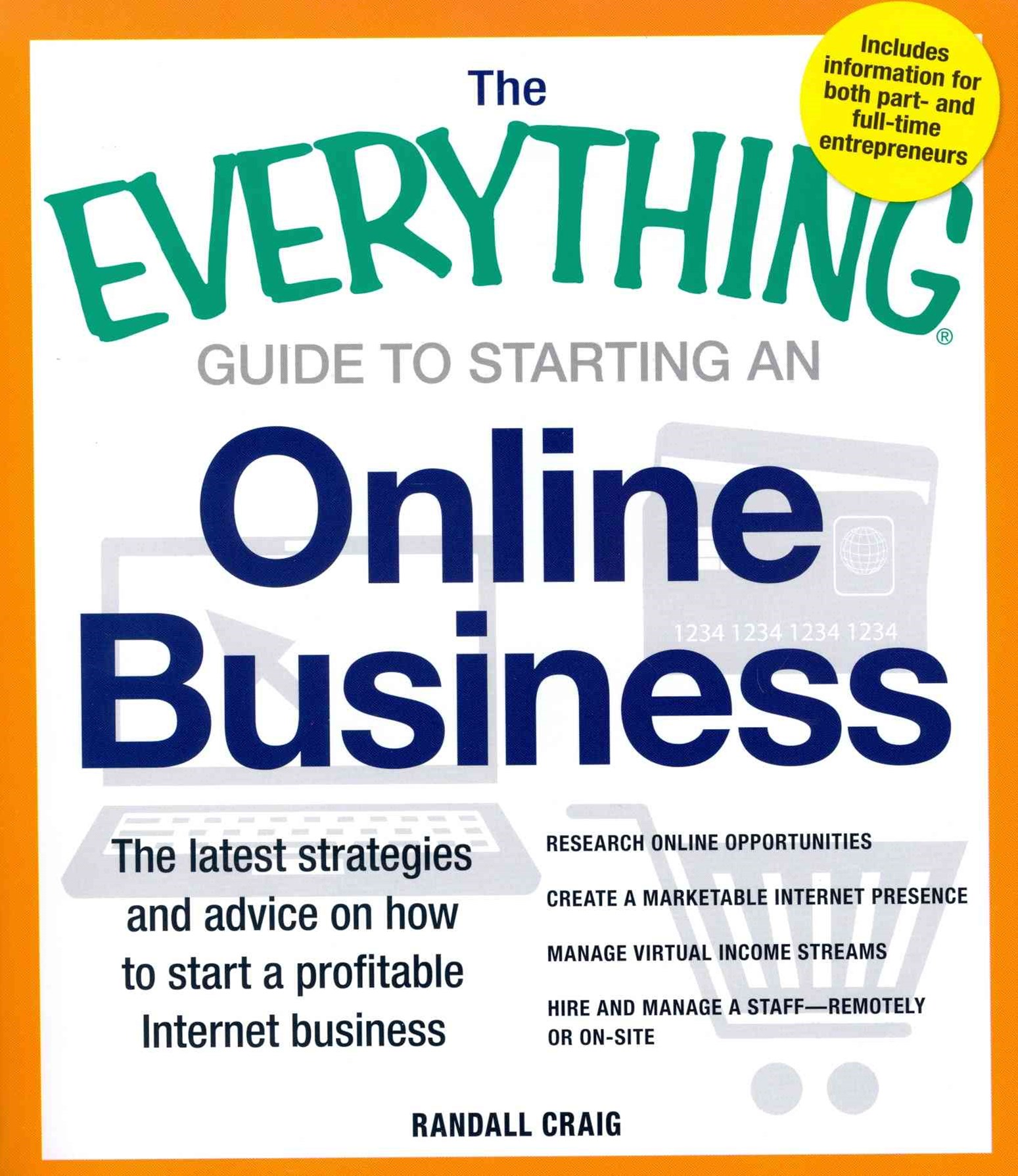 Guide to Starting an Online Business