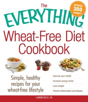 (ebook) The Everything Wheat-Free Diet Cookbook