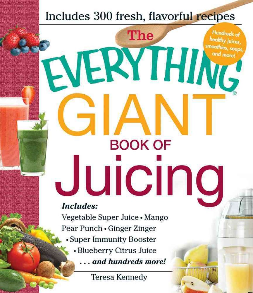 Giant Book of Juicing