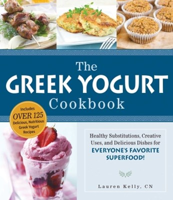 (ebook) The Greek Yogurt Cookbook