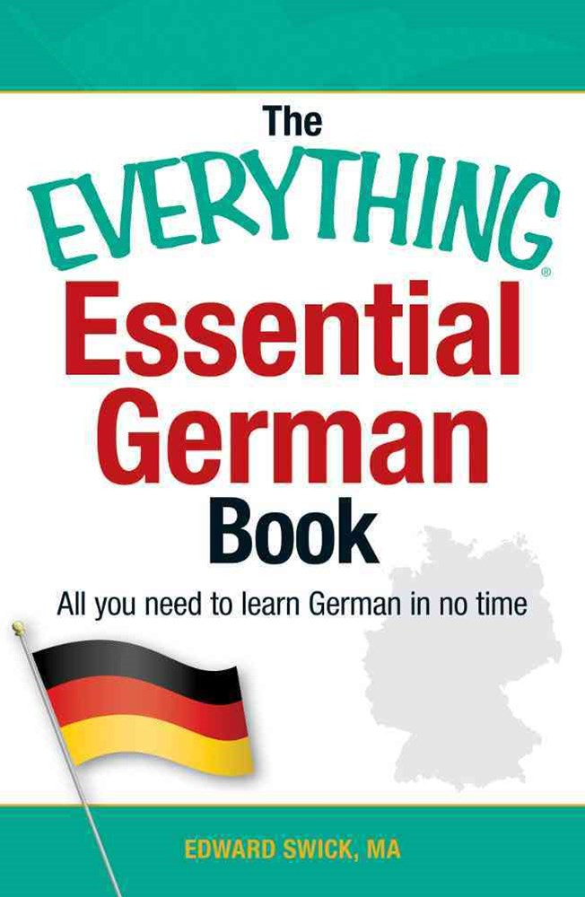 Essential German Book