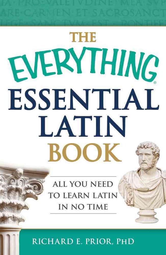 Everything Essential Latin Book