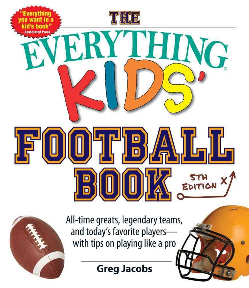 Everything Kids' Football Book