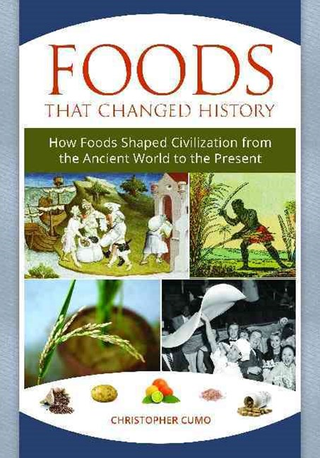 Foods That Changed History