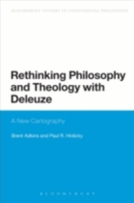 (ebook) Rethinking Philosophy and Theology with Deleuze