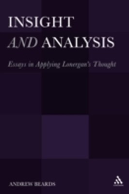 (ebook) Insight and Analysis