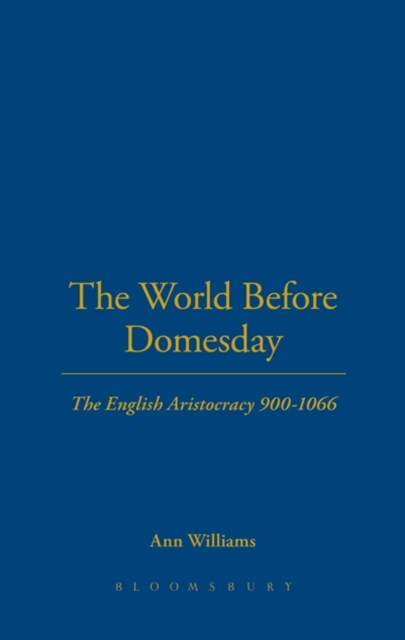 World Before Domesday