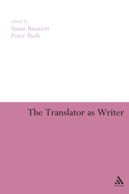 Translator as Writer