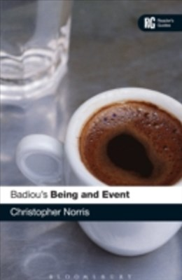 (ebook) Badiou's 'Being and Event'