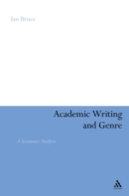 Academic Writing and Genre