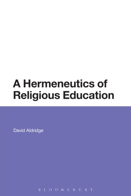 Hermeneutics of Religious Education