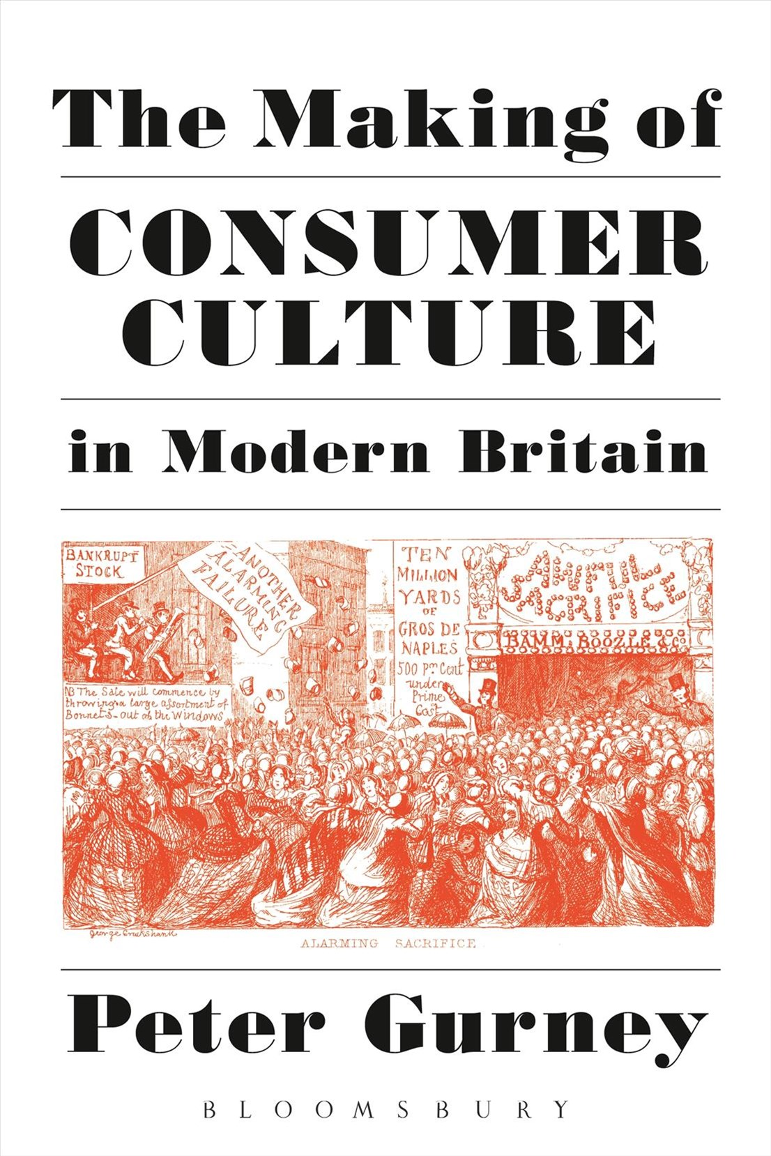 Making of Consumer Culture in Modern Britain