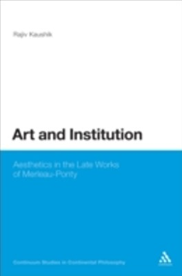 (ebook) Art and Institution