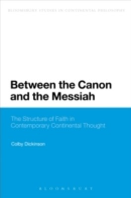 (ebook) Between the Canon and the Messiah