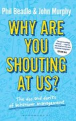 (ebook) Why are you shouting at us?