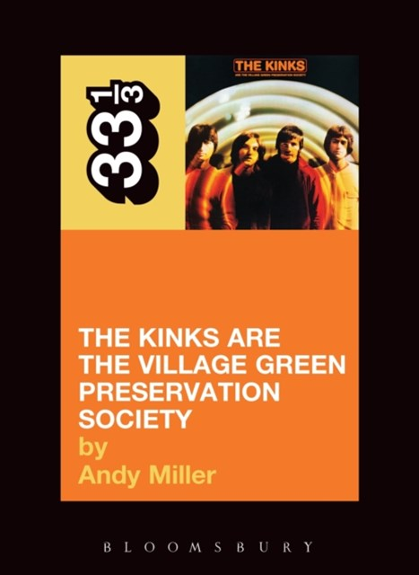 (ebook) Kinks' The Kinks Are the Village Green Preservation Society