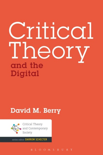 (ebook) Critical Theory and the Digital