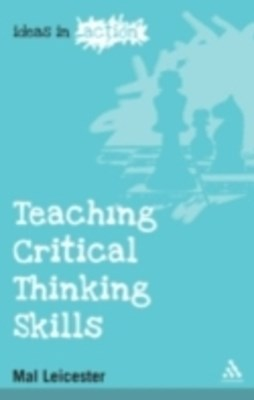Teaching Critical Thinking Skills