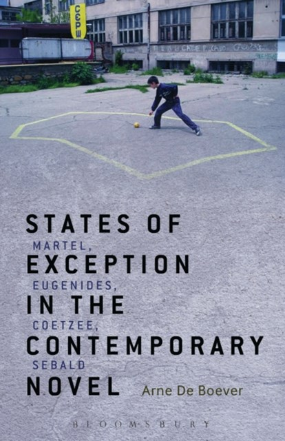 (ebook) States of Exception in the Contemporary Novel