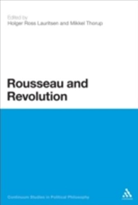 (ebook) Rousseau and Revolution