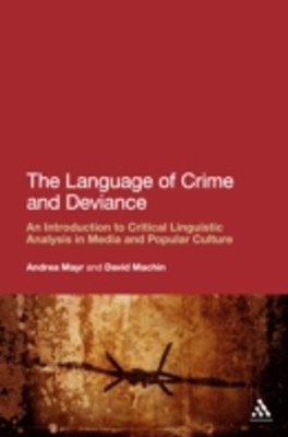 Language of Crime and Deviance
