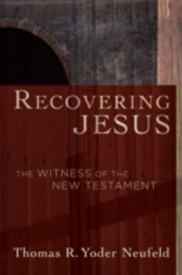 (ebook) Recovering Jesus