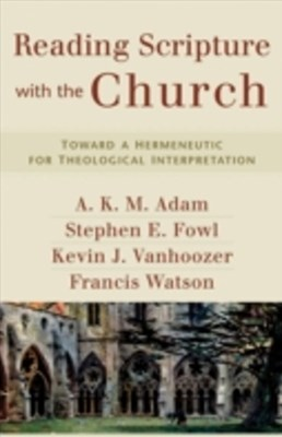 (ebook) Reading Scripture with the Church