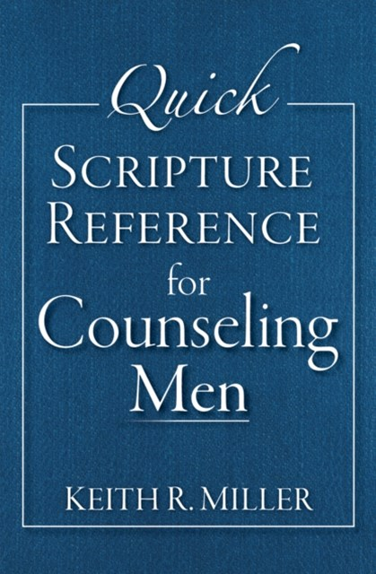 (ebook) Quick Scripture Reference for Counseling Men