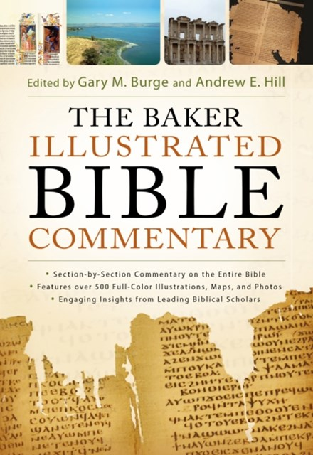 (ebook) Baker Illustrated Bible Commentary