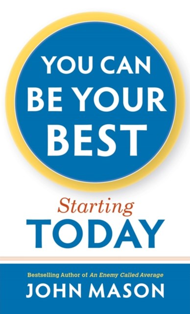 (ebook) You Can Be Your Best--Starting Today