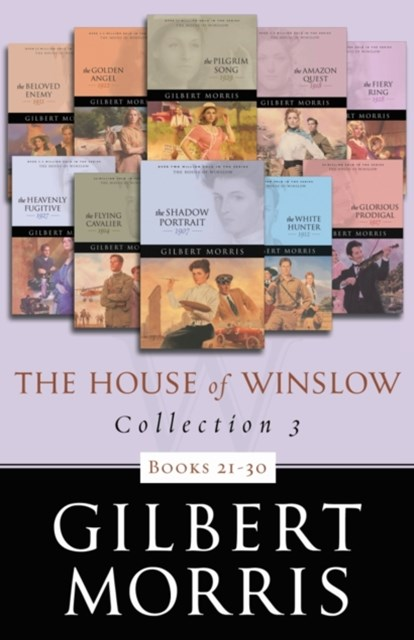 House of Winslow Collection 3