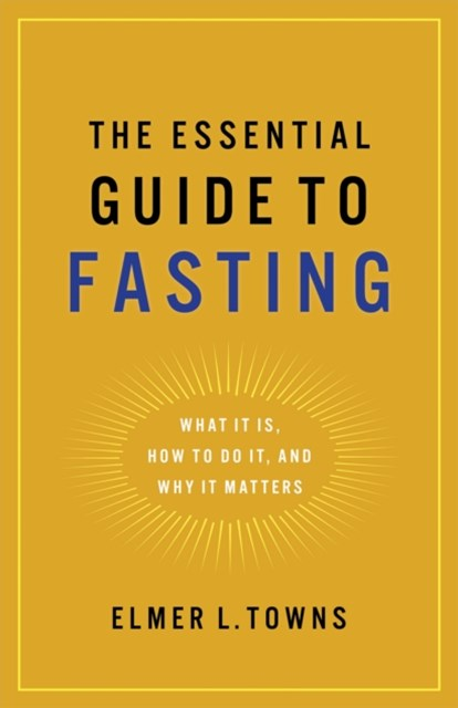 (ebook) Essential Guide to Fasting