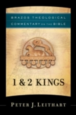 (ebook) 1 & 2 Kings (Brazos Theological Commentary on the Bible)