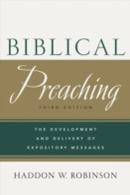 (ebook) Biblical Preaching